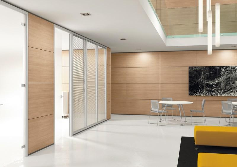 Pareti attrezzate cs trading mobili per ufficio e centro for Costo pareti mobili per ufficio